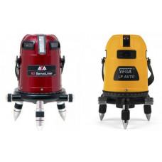 Сравнительный тест-обзор нивелиров лазерных ADA 6D SERVOLINER и VEGA LP AUTO