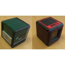 Сравнительный тест-обзор нивелиров лазерных BOSCH Quigo и ADA CUBE