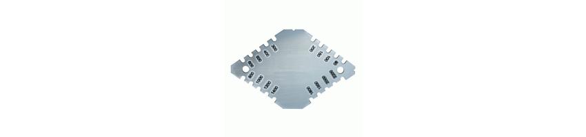 Толщиномеры механические мокрого слоя