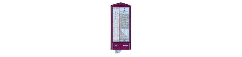 Гигрометры, термогигрометры