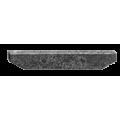 Линейки поверочные лекальные: ШМ-ТК - линейки, имеющие широкую рабочую поверхность, «мостики»