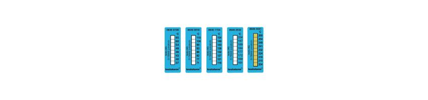 Индикаторы термометрические