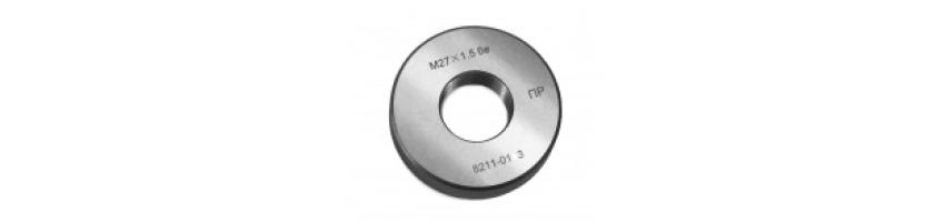 Калибры-кольца резьбовые М (ПР,НЕ)