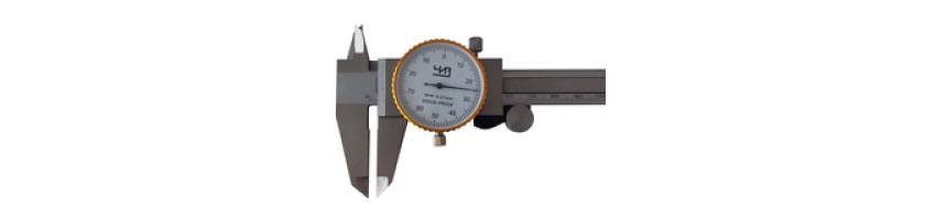 ШЦК-1 Штангенциркули со стрелочным индикатором