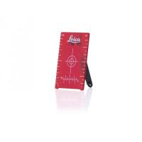 Мишень магнитная Leica для лазерного нивелира (732791)