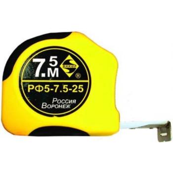 Велюр 7,5 м | Рулетка измерительная (10103)