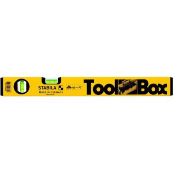 Stabila тип 70 ToolBox, 43 см | Уровень строительный (16320)