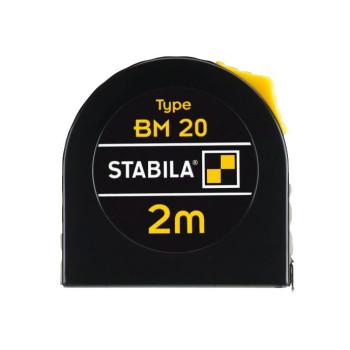 Stabila BM 20 2 м | Рулетка измерительная (16444)