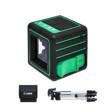ADA Cube 3D Green Professional Edition | Нивелир лазерный (A00545)