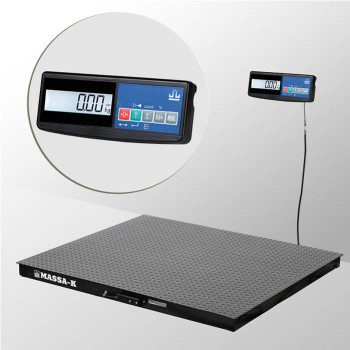 МАССА-К 4D-PM-3-1000-A | Весы платформенные