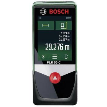 Bosch PLR 50 C   Дальномер лазерный (0.603.672.220)