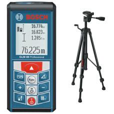 Bosch GLM 80 + BS 150 Professional   Дальномер лазерный + штатив (06159940A1)