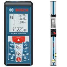 Bosch GLM 80 + R 60   Дальномер лазерный + направляющая (0601072301)