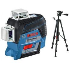 Bosch GLL 3-80 C + BT 150 Professional | Нивелир лазерный + штатив (0601063R01)