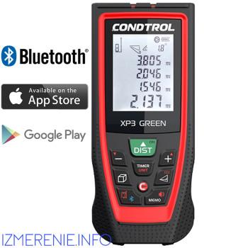 Condtrol XP3 Green | Дальномер лазерный (1-4-107)