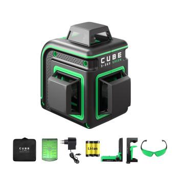 ADA Cube 3-360 Green Home | Нивелир лазерный  (A00566)