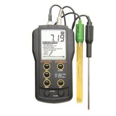 HI 83141-0 | рН/мВ/С-метр портативный без электрода