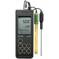 HI 9124 | рН/С-метр портативный влагонепроницаемый