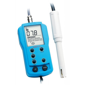 HI 9811-5 | рН/T/кондуктометр портативный водонепроницаемый