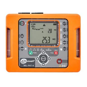 Sonel BEL-PAT-4 (PAT-10) | Измеритель параметров электробезопасности