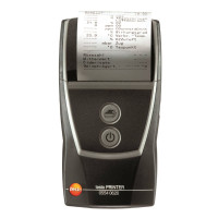 Принтер с Bluetooth и ИК-интерфейсами Testo (0554 0620)