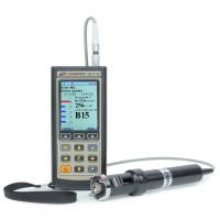 ОНИКС-2.5ЛБ версия 1 (встроенный пирометр) | Электронный склерометр (Измеритель прочности бетона)