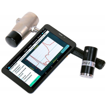 СПЕКТР-4.32 с молотком МДС-1 (на базе планшетного компьютера) | Прибор диагностики свай