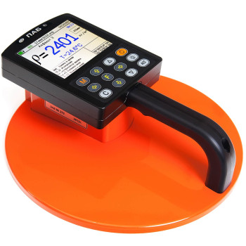 ПАБ-1-1 с цветным TFT дисплеем | Измеритель плотности асфальтобетона