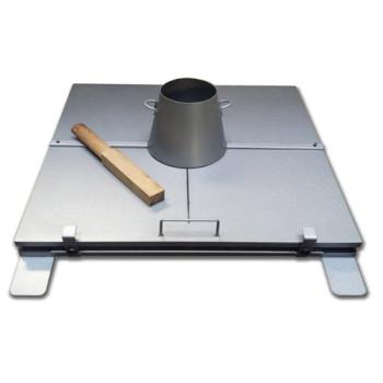 Стол встряхивающий для определения расплыва бетонной смеси