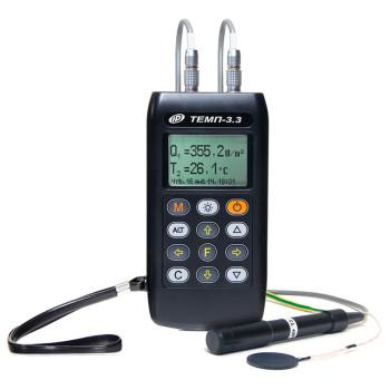 ТЕМП-3.32 | Одноканальный измеритель теплового потока