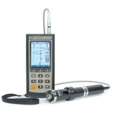 ОНИКС-2.6ЛБ версия 1 (встроенный пирометр) | Измеритель прочности (дефектоскоп) строительных материалов