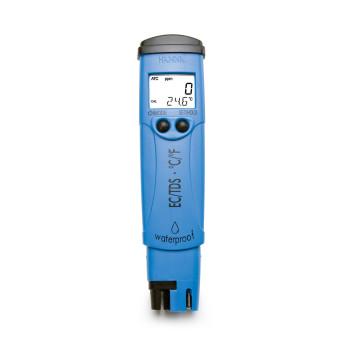 HI 98312 DiST 6 | Кондуктометр/солемер/термометр карманный влагонепроницаемый