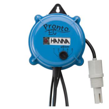 HI 983304 | Кондуктометр поточный водонепроницаемый