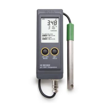 HI 991002N | Портативный рН-метр/термометр/ОВП