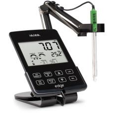Edge HI 2020-02 | Cтационарный pH-метр с pH-электродом HI 11310