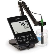 Edge HI 2040-02 | Cтационарный оксиметр с датчиком растворенного кислорода