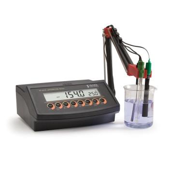 HI 2216 | Стационарный рН-метр/милливольтметр/иономер/термометр