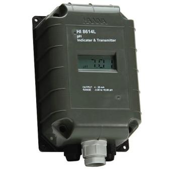 BL 8614L | Промышленный поточный водонепроницаемый pH-контроллер