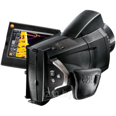 Testo 890-2 Set | Тепловизор с супер-телеобъективом (0563 0890 X5)