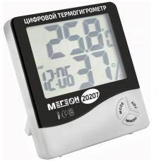 МЕГЕОН 20207 | Термогигрометр настольный