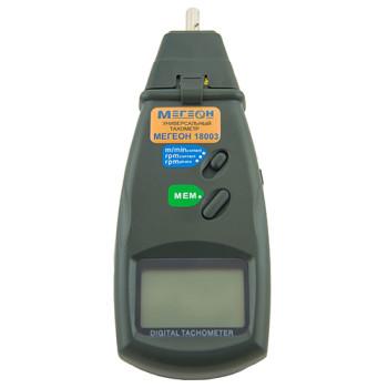 МЕГЕОН 18003   Контактный-лазерный фототахометр