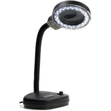 МЕГЕОН 02803 | Лампа с лупой бестеневая