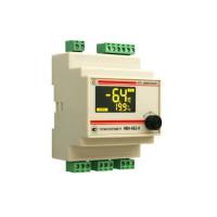 ИВА-6Б2-К-DIN | Блок индикации термогигрометра
