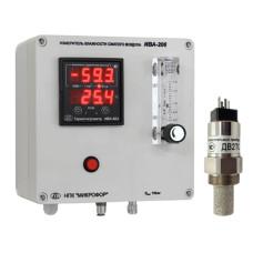 ИВА-206   Измеритель влажности сжатого воздуха и технологических газов