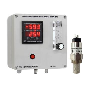 ИВА-208 | Измеритель влажности сжатого воздуха и технологических газов