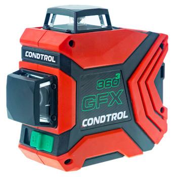 Condtrol GFX360-3 | Нивелир лазерный (1-2-222)