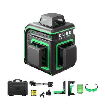 ADA Cube 3-360 Green Ultimate Edition | Нивелир лазерный (A00569)