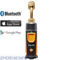 Testo 549i v.2| Манометр высокого давления с Bluetooth (0560 2549 02)