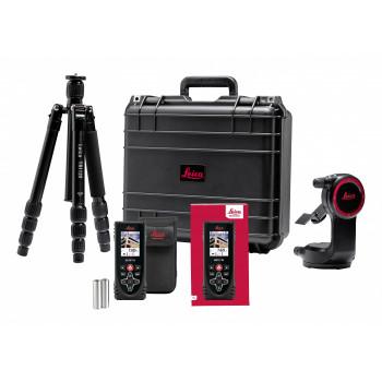 Leica Disto X4-1 Pro Pack | Комплект дальномера лазерного (6014946)