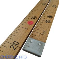 Метр деревянный - МДБ (поверенный)